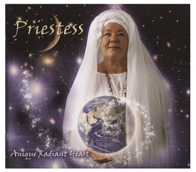 Priestess by Anique Radiant Heart